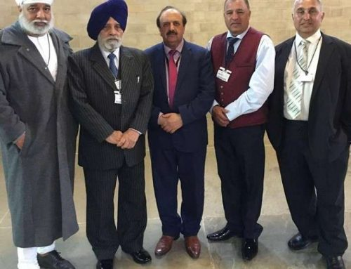 Hon. Charanjeet S Atwal Deputy Speaker Indian Parliament | House Of Lords