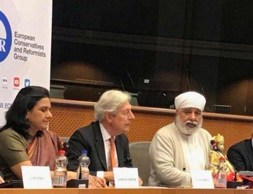 Ayurveda Day  Colloquium 2018 | E.U. Parliament, Brussels