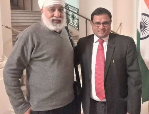Rajindra Pratap Singh | Brussels, Belgium